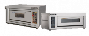 Gas Electric Baking Oven