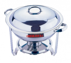 Chafing Dish With Lid Knob (Catering)